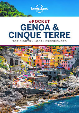 Louis, Regis St - Lonely Planet Pocket Genoa & Cinque Terre, ebook