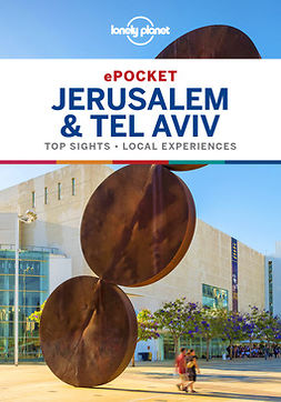 Planet, Lonely - Lonely Planet Pocket Jerusalem & Tel Aviv, e-kirja