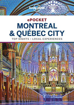 Fallon, Steve - Lonely Planet Pocket Montreal & Quebec City, ebook