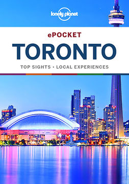 Planet, Lonely - Lonely Planet Pocket Toronto, e-kirja
