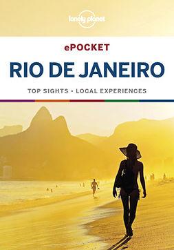 Louis, Regis St - Lonely Planet Pocket Rio de Janeiro, e-bok