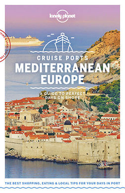 Armstrong, Kate - Lonely Planet Cruise Ports Mediterranean Europe, e-kirja