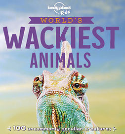 Kids, Lonely Planet - World's Wackiest Animals, ebook