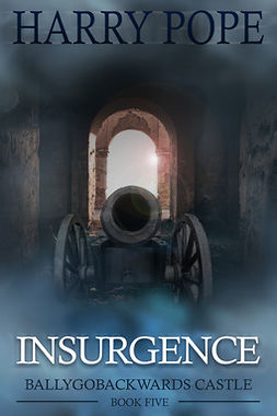 Pope, Harry - Insurgence, ebook