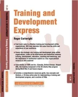 Cartwright, Roger - Training and Development Express, e-bok
