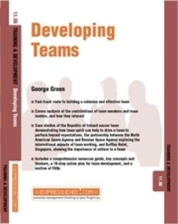 Green, George - Developing Teams: Training and Development 11.06, ebook