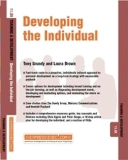 Grundy, Tony - Developing the Individual, e-bok