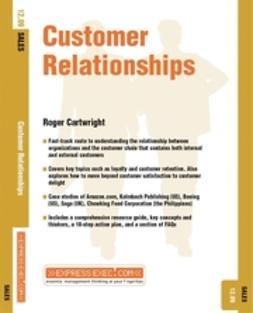 Customer Relationships