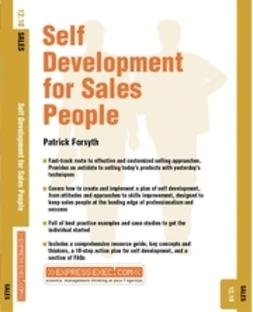 Forsyth, Patrick - Self Development for Sales People: Sales 12.10, ebook