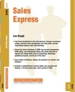 Gough, Leo - Sales Express: Sales 12.1, ebook
