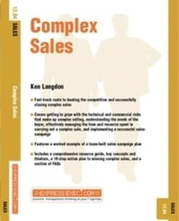 Langdon, Ken - Complex Sales, ebook