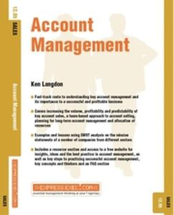 Langdon, Ken - Account Management, ebook