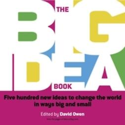 Owen, David - The Big Idea Book: Five hundred new ideas to change the world in ways big and small, ebook