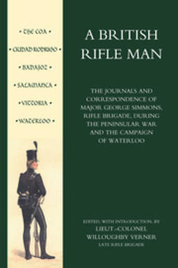 Simmons, Major George - British Rifle Man, ebook