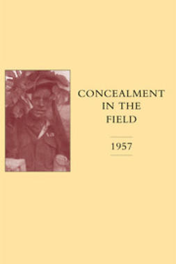 Office, The War - Concealment in the Field 1957, ebook