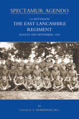 Hopkinson, Capt E.C. - 1st Battalion The East Lancashire Regiment, ebook