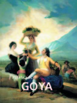 Carr-Gomm, Sarah - Francisco Goya, e-bok