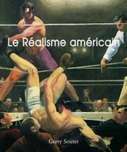 Souter, Gerry - Le Réalisme américain, e-bok