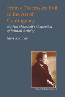 Soininen, Suvi - From a 'Necessary Evil' to the Art of Contingency, ebook