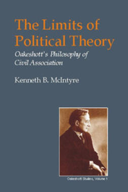 McIntyre, Kenneth B. - The Limits of Political Theory, ebook