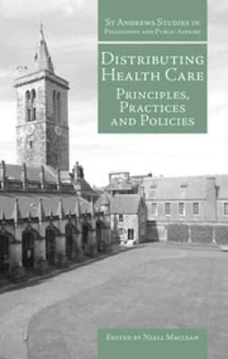 Maclean, Niall - Distributing Health Care, ebook