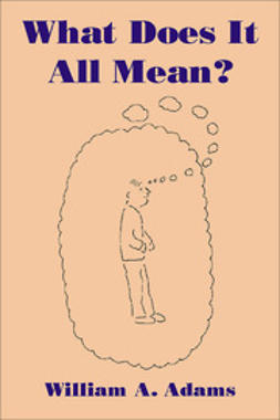 Adams, William A. - What Does It All Mean?, ebook