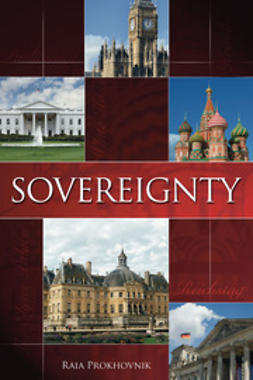 Prokhovnik, Raia - Sovereignty, ebook