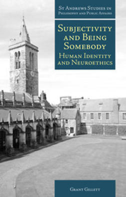 Gillett, Grant - Subjectivity and Being Somebody, ebook