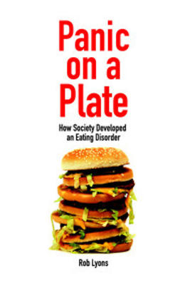 Lyons, Rob - Panic on a Plate, ebook