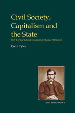 Tyler, Colin - Civil Society, Capitalism and the State, ebook