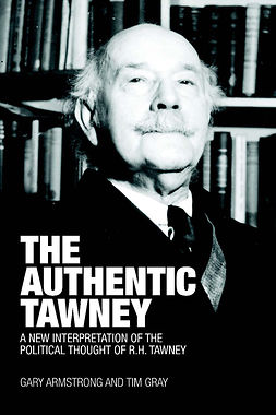 Armstrong, Gary - The Authentic Tawney, e-kirja