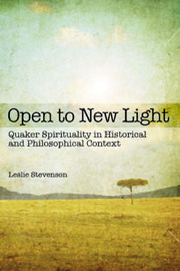 Stevenson, Leslie - Open to New Light, ebook