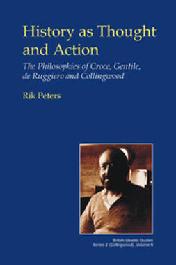 Peters, Rik - History as Thought and Action, ebook