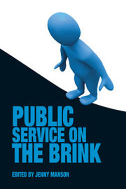 Manson, Jenny - Public Service on the Brink, ebook