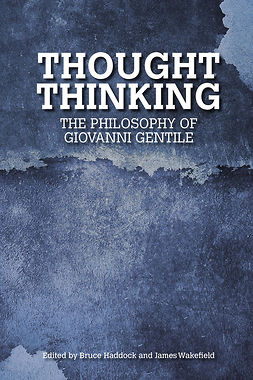 Haddock, Bruce - Thought Thinking, ebook