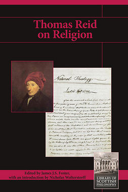 Foster, James J.S. - Thomas Reid on Religion, ebook