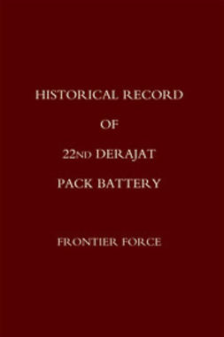 Battery, 22nd Derajat Pack - Historical Record of 22nd Derajat Pack Battery, ebook