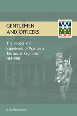 Mitchinson, K. W. - Gentlemen and Officers, ebook