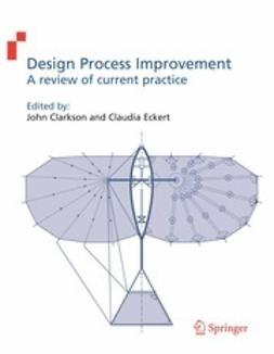 Clarkson, John - Design process improvement, ebook