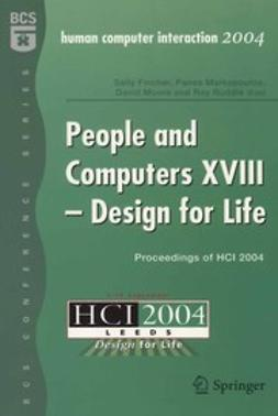 Fincher, Sally - People and Computers XVIII — Design for Life, ebook