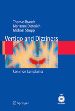 Brandt, Thomas - Vertigo and Dizziness, ebook