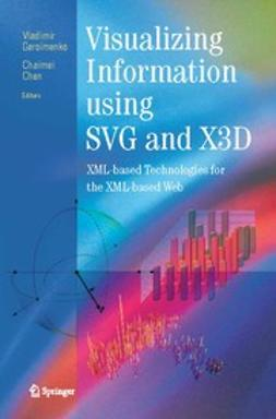 Chen, Chaomei - Visualizing Information Using SVG and X3D, ebook