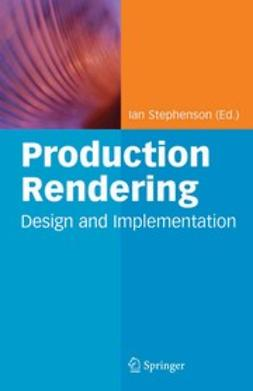 Stephenson, Ian - Production Rendering, ebook