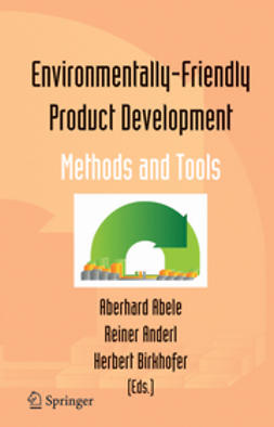Abele, Eberhard - Environmentally-Friendly Product Development, e-kirja