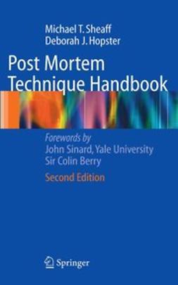 Hopster, Deborah J. - Post Mortem Technique Handbook, ebook