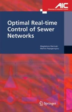 Marinaki, Magdalene - Optimal Real-time Control of Sewer Networks, ebook