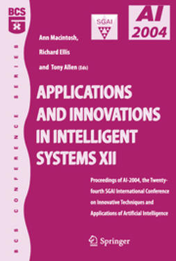 Allen, Tony - Applications and Innovations in Intelligent Systems XII, ebook