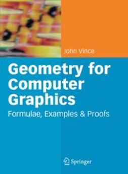 Vince, John - Geometry for Computer Graphics, ebook