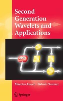 Jansen, Maarten - Second Generation Wavelets and Applications, ebook