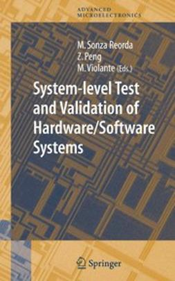 Peng, Zebo - System-level Test and Validation of Hardware/Software Systems, ebook